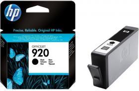 Tusz HP nr 920 (CD971AE), 420 stron, black (czarny)