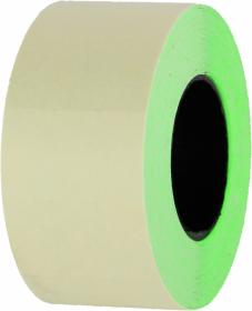 Taśma do metkownicy Studio Cen, DT, 100 etykiet, 26x16mm, zielony
