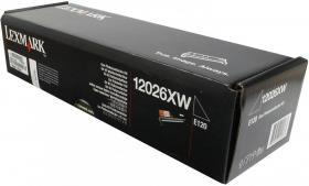 Bęben Lexmark 12026XW(12026XW), 25000 stron, black (czarny)