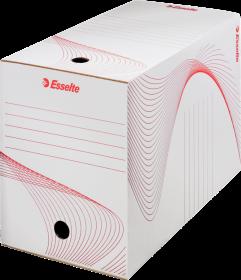 Pudło archiwizacyjne Esselte Standard, 200 mm, biały