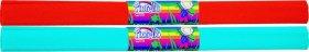 Bibuła marszczona Fiorello, 200 x 50 cm, 10 sztuk, mix kolorów