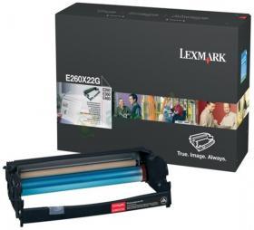 Bęben Lexmark E260X22G, 30000 stron, czarny
