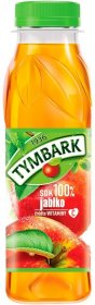 Sok jabłkowy Tymbark, butelka, 300ml