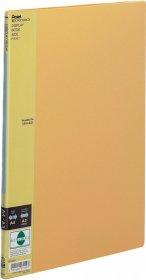 Album ofertowy Pentel Side, A4, 20 koszulek, żółty