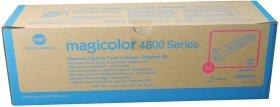 Toner Konica Minolta (A0DK351), 4000 stron, magenta (purpurowy)