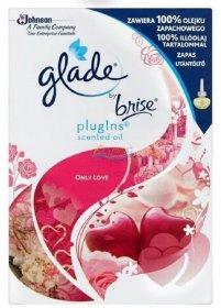 Wkład do odświeżacza elektrycznego Glade by Brise Electric, Only Love, 20ml