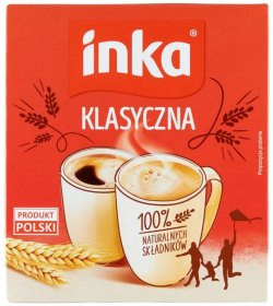 Kawa zbożowa Inka, karton, 150g
