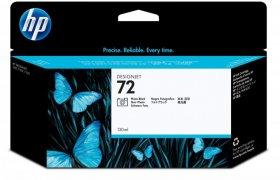Tusz HP 72 (C9370A), 130 ml, black (czarny)