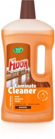 Płyn do mycia paneli Floor z olejkiem Gold Drop, 1l, pomarańczowy