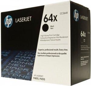 Toner HP CC364X (64X), 24000 stron, black (czarny)