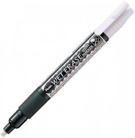 Marker kredowy Pentel, ścięta, 4.3mm, biały