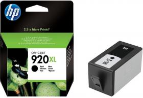 Tusz HP 920XL (CD975AE), 1200 stron, black (czarny)