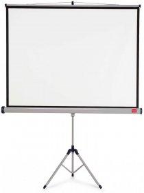 Ekran projekcyjny na trójnogu NOBO, 200x151.3cm (4:3)