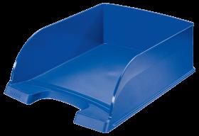 Półka na dokumenty Leitz Plus Jumbo, A4, plastikowa, niebieski