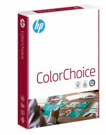 Papier satynowany HP Colour Choice, A4, 200g/m2, 250 arkuszy, biały