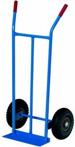 Wózek transportowy Bayersystem, TG-2T/180, 111x56.2x39.2cm, niebieski