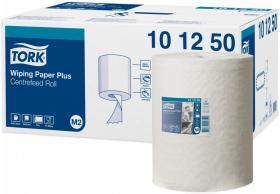 Czyściwo papierowe Tork, do średnich zabrudzeń, M2, 2-warstwowe, 160m, biały