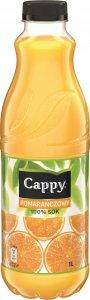 Sok pomarańczowy Cappy, butelka, 1l