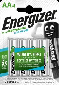 Akumulator Energizer Extreme, AA, 1.2V, 2300mAh, 4 sztuki