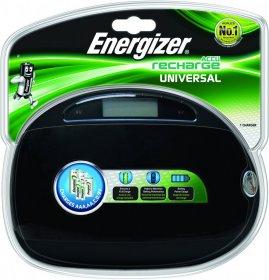 Ładowarka Energizer Universal, 2450 mAh, czarny