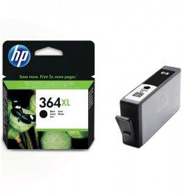 Tusz HP, CN684EE, nr 364XL, 550 stron, czarny