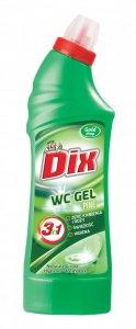 Żel do czyszczenia WC Gold Drop Dix, leśny, 0.75l