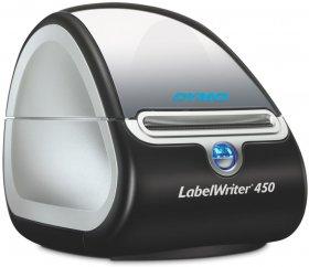 Drukarka etykiet Dymo, LW450, do taśmy LW max 60 mm, 600x300 dpi