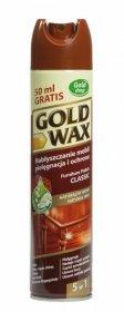 Spray do pielęgnacji mebli Gold Drop Classic, białe kwiaty, 300 ml
