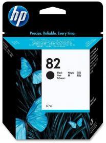 Tusz HP CH565A czarny nr 82, 69ml, czarny