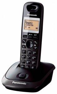 Telefon bezprzewodowy Panasonic KX-TG2511PDT Dect/Tytan, czarny
