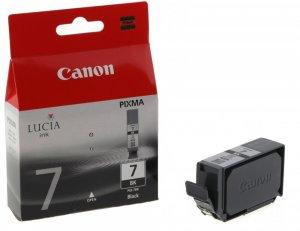 Tusz Canon 2444B001 (PGI-7BK), 570 stron, black (czarny)