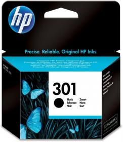 Tusz HP nr 301 (CH561EE) , 190 stron, czarny