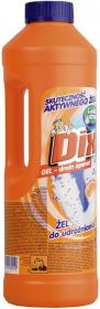 Żel do udrażniania rur Gold Drop Dix, 1l