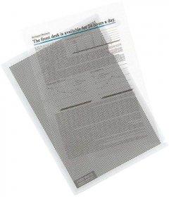Ofertówka kamuflażowa Plus, A4, 1 sztuka, bezbarwny