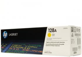 Toner HP 128A (CE322A), 1300 stron, yellow (żółty)