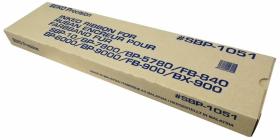 Taśma Seikosha TB1051 (SBP-1051), 20 mln znaków,  black (czarny)