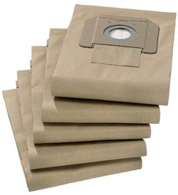 Worki filtracyjne Karcher do NT27/1 1/6.904-290, 5 sztuk