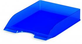 Półka na dokumenty Durable Basic, A4, plastikowa, ciemnoniebieski