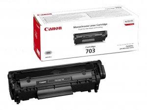 Toner Canon 7616A005AA (CRG703), 2500 stron, black (czarny)