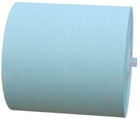Ręcznik papierowy z adaptorem Merida, Economy Automatic Maxi, 1-warstwowy, 250m, w roli, 1 rolka, zielony
