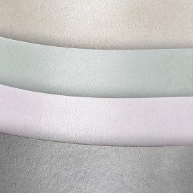 Karton ozdobny Galeria Papieru, Millenium, A4, 220g/m2, 20 arkuszy biały