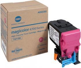 Toner Konica Minolta TNP18 (A0X5350), 6000 stron, magenta (purpurowy)