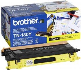 Toner Brother (TN-130Y), 1500 stron, yellow (żółty)
