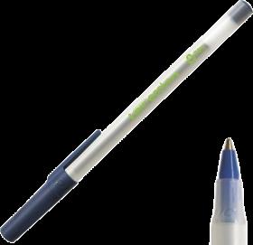 Długopis Bic, Ecolutions Round Stic, 1mm, niebieski
