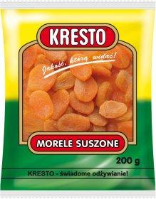 Morele suszone Kresto, 200g