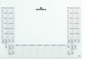 Wkład z kalendarzem Durable, do podkładu na biurko
