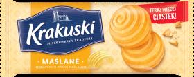 Herbatniki Krakuski, maślany, 200g