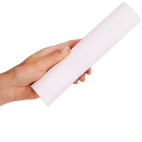 Papier telefaksowy Drescher, 210mm x 30m, 48g/m2, biały