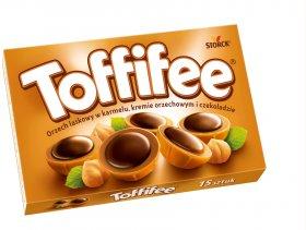 Bombonierka Toffifee, czekoladowo-karmelowy, 125g