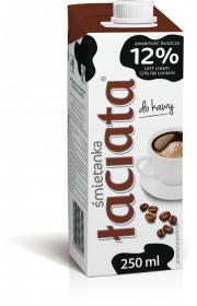 Śmietanka do kawy Łaciata, 12%, 250ml